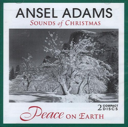 Ansel Adams Sounds of Christmas: Peace of Earth 2-CD [Audio CD] various