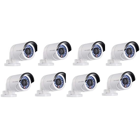Hikvision 1MP(720P) DS-2CE1ACOT-IRPF Turbo HD Night Vision Bullet CCTV Camera 8Pic