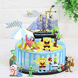 Astonishing Best Spongebob Birthday Cakes In 2020 The Comprehensive Reviews Personalised Birthday Cards Bromeletsinfo