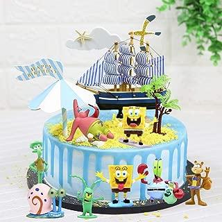 Super Best Spongebob Birthday Cakes In 2020 The Comprehensive Reviews Funny Birthday Cards Online Alyptdamsfinfo