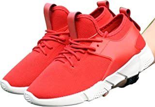 LUKEEXIN Men's Running Shoes Lightweight Fashion Sneakers Powerful Air Cushion Casual Shoes