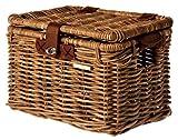 Basil Transportkorb Denton L Fahrradkorb, Brown, 51 x 37 x 31 cm