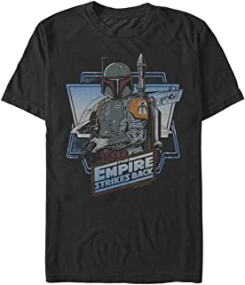 Star Wars Men's The Boba Fett Short Sleeve T-Shirt