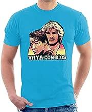 Point Break Hes Not Coming Back Vaya Con Dios Men's T-Shirt