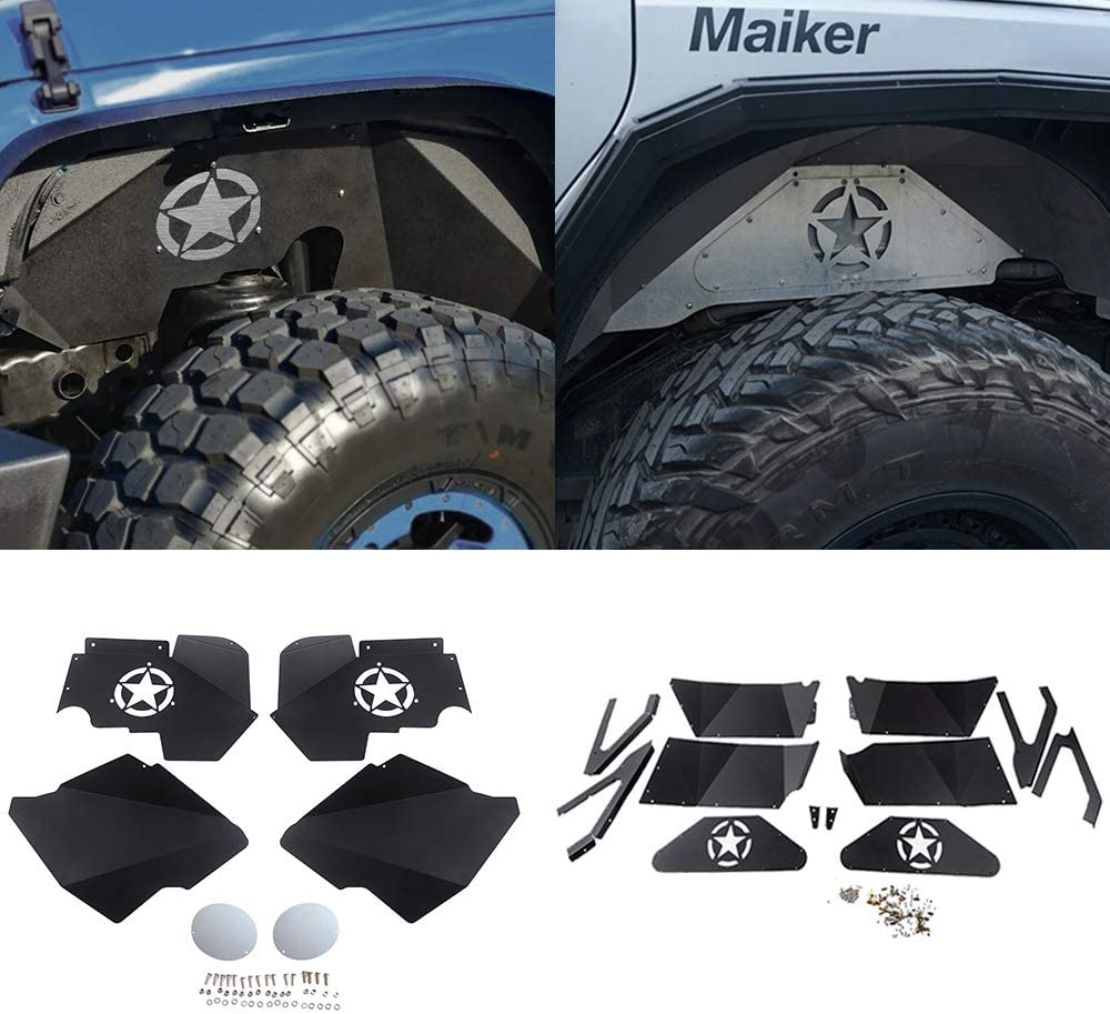 MAIKER Compatible with Front Soldering and Rear Liners Fender Inner Five Super Special SALE held w