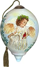 Ne'Qwa Winter Guardian Angel Ornament