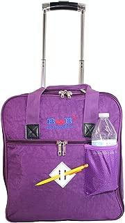 New BoardingBlue Allegiant Air Rolling Free Personal item Under Seat (Purple)