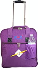 New BoardingBlue Allegiant Air Rolling Free Personal item Under Seat (Purple)