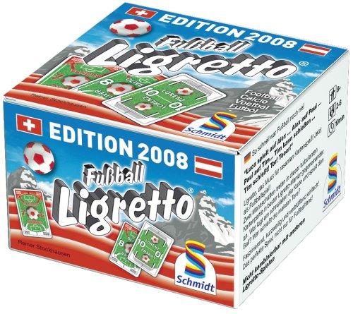 Schmidt Spiele 02008 - Ligretto, Fußball Edition 2008