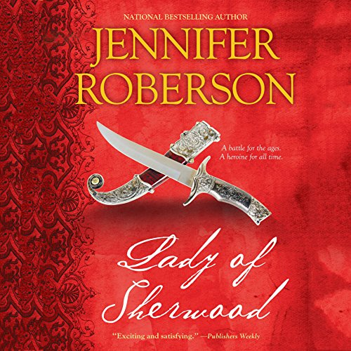 Lady of Sherwood cover art