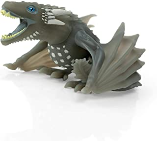 Geek Fuel c/o INDUSTRY RINO Titans Game of Thrones Dragon Wight Viserion Vinyl Figure | Exclusive Collectible Game of Thro...