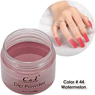 C & I Dip Powder Color No.044 Watermelon Red Color System