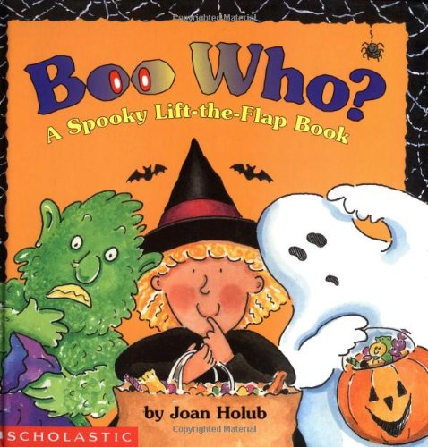 Boo Who?: A Spooky Lift-The-Flap Bookの詳細を見る