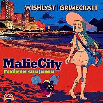 """Malie City (From """"Pokemon Sun & Moon"""") [feat. Wishlyst]"""