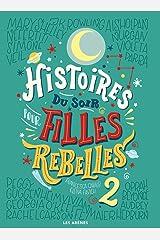 Histoires du soir pour filles rebelles tome 2 Hardcover