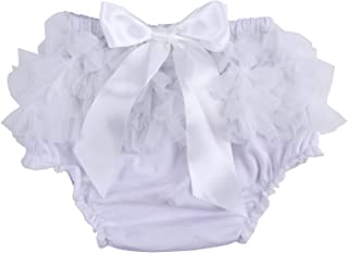 Baby Girls Ruffle Bloomer Diaper Cover for Baby Girls Toddlers