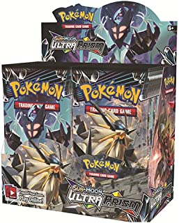 Best pokemon sun and moon booster box card list Reviews