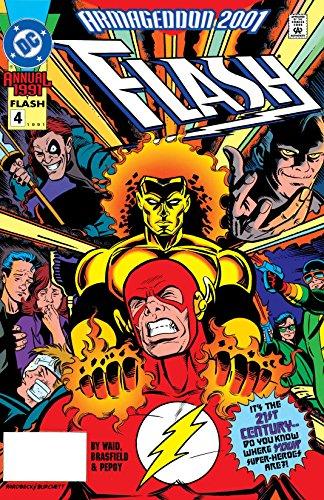 The Flash (1987-2009): Annual #4 (English Edition)