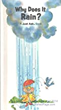 Why Does It Rain? a Just Ask Book