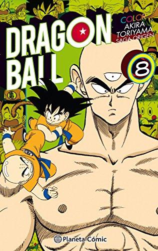 Dragon Ball Color Origen y Red Ribbon nº 08/08 (Manga Shonen)