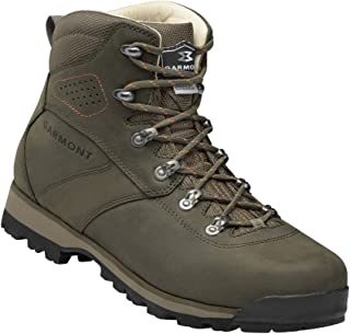 Garmont Men's Pordoi Nubuck FG Boots & Knit Cap Bundle