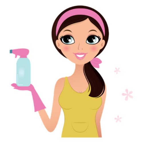 Spring Cleaning Checklist - FREE