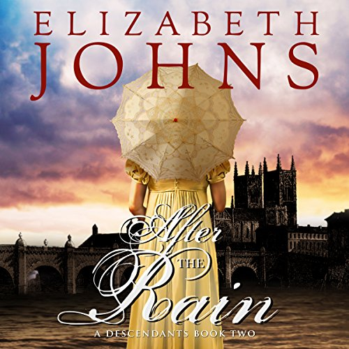 After the Rain     Descendants, Book 2              By:                                                                                                                                 Elizabeth Johns                               Narrated by:                                                                                                                                 Greg Patmore                      Length: 6 hrs and 43 mins     9 ratings     Overall 4.6