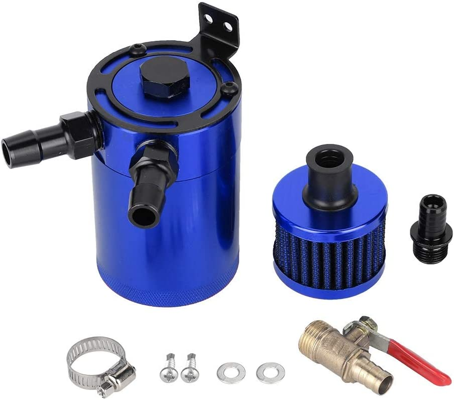 KIMISS Oil Tank Baltimore Mall Reservoir Catch Can Kit Accessory Port Virginia Beach Mall 2 U with