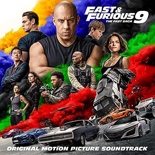 Fast & Furious 9: The Fast Saga (Original Motion Picture Soundtrack) [Explicit]