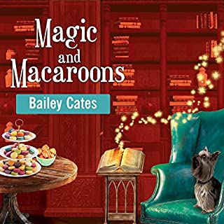 Magic and Macaroons     Magical Bakery Mystery Series, Book 5              By:                                                                                                                                 Bailey Cates                               Narrated by:                                                                                                                                 Amy Rubinate                      Length: 7 hrs and 59 mins     578 ratings     Overall 4.5