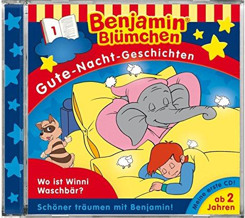 Gute - Nacht - Geschichten - Folge 1: Wo ist Winni Waschbär?