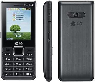 LG A395 Quad (4) Sim Simfree Mobile phone - Black