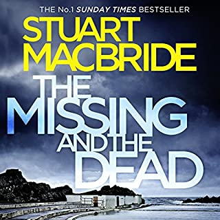 The Missing and the Dead (Logan McRae, Book 9) cover art
