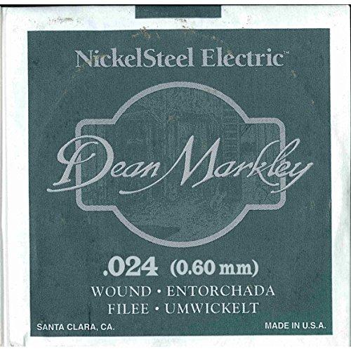Dean Markley 1124 snaren voor elektrische gitaar, nikkel, 024