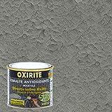 Xylazel oxirite - Esmalte metal martele 250ml plata