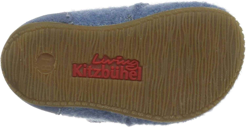 Mit Velourkappe Living Kitzb/ühel Babyklett Zapatillas de Estar por casa Unisex beb/é