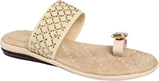 Footstreet Women and Girls Fashion Flats Sandals Latest Fashion Stylish Sandals and Casual Slippers