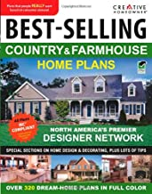 Best-Selling Country & Farmhouse Home Plans (CH) (English and English Edition)