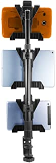 iBOLT TabDock Point of Purchase Clamp Mount - with 3 Tablet Holders Perfect for Multiple delivery Applications (DoorDash, ...
