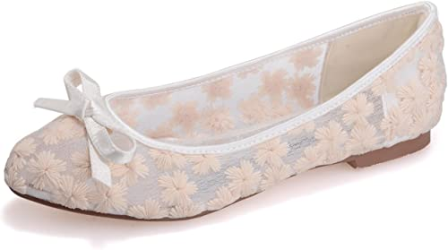 Elegant High chaussuresFemmes ApparteHommests Dentelle Fermer Toe Silk Wedding Nouveauté Talons Hauts Jupes Loisirs