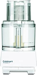 Cuisinart DLC-8SY Pro Custom 11-Cup Food Processor, White