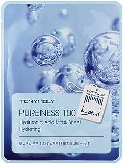 Tonymoly Pureness 100 - Hyaluronic Acid mask Sheet