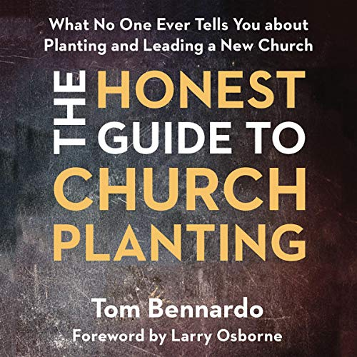 The Honest Guide to Church Planting cover art