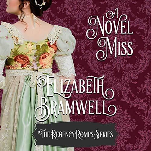 A Novel Miss cover art