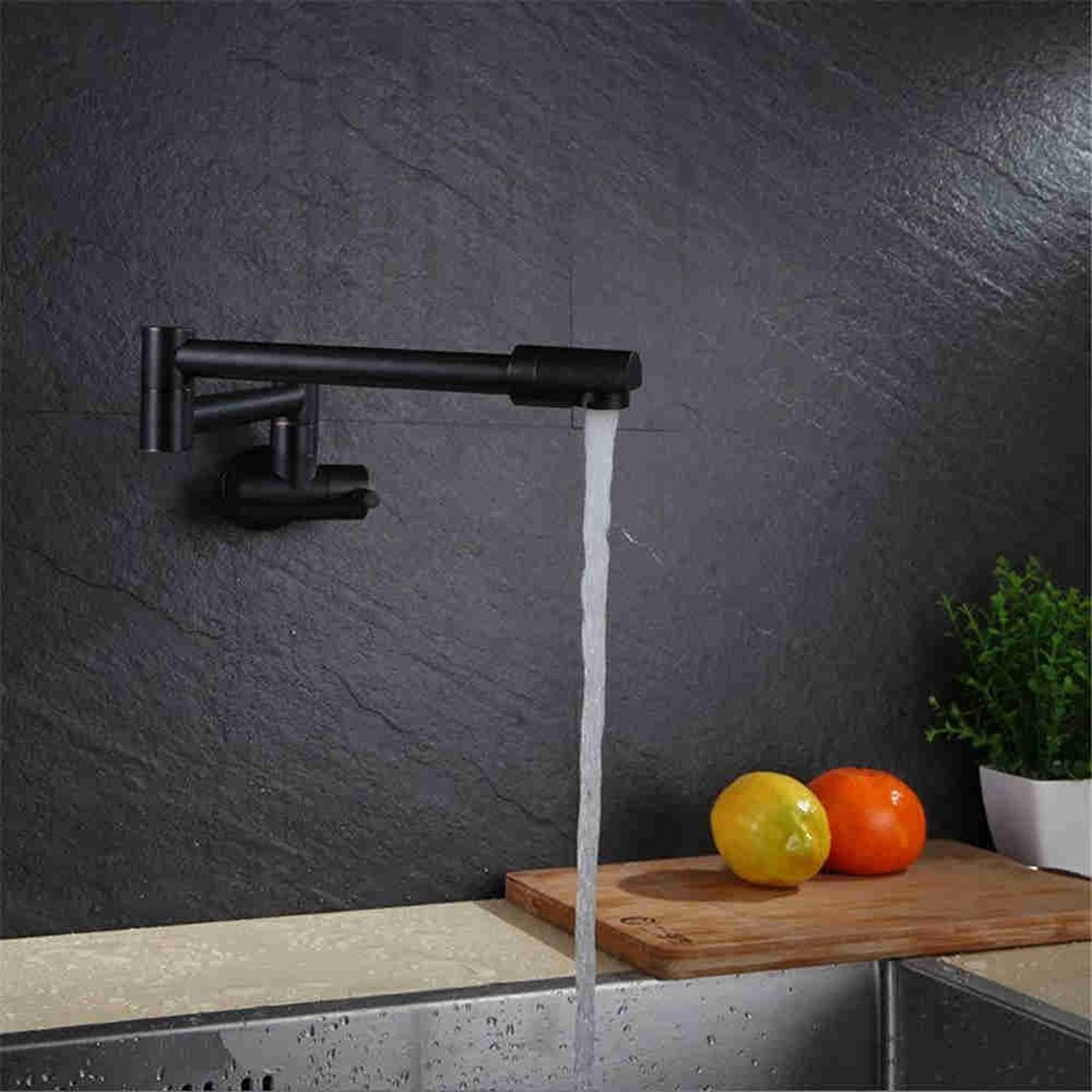 Gyps Faucet Basin Mixer Tap Waterfall Faucet Antique Bathroom Flush folding kitchen faucet dish washing basin sink faucet laundry pool into the wall mounted single cold tap C