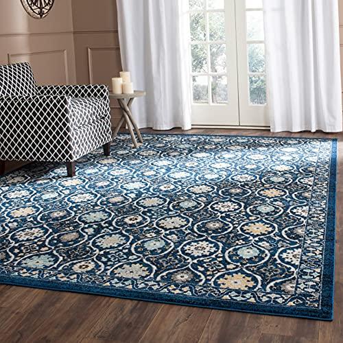 Safavieh Evoke Collection EVK210A Non-Shedding Living Room Bedroom Area Rug, 5'1
