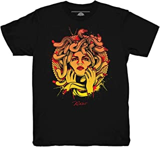 Habanero Red Medusa Shirt to Match Foamposite Habanero Red Sneakers