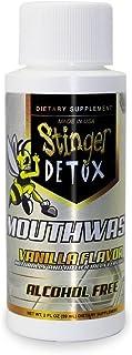 Best Stinger Detox Mouthwash 2 Fluid Ounce Review