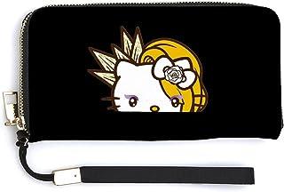 ヨシキティYOSHIKITTY 財布 長財布 レディース かわいい 大容量 人気 キャラクター 多機能 カード収納 ZARKERグッズ 小銭入れ ラウンドファスナー プレゼント PUレザー 贈り物