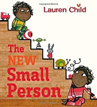 The New Small Person by Lauren Child (2015-02-10)